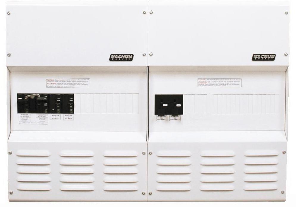 Magnum Dual Panel Enclosure - 175A Disconnect