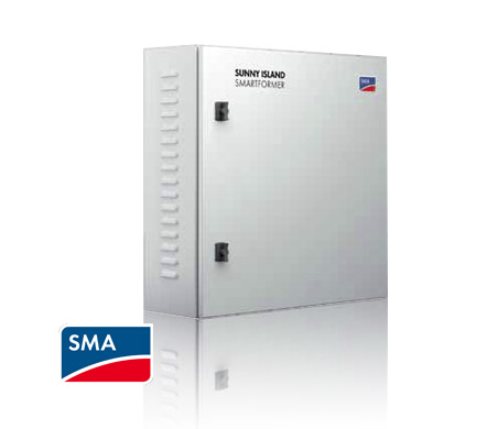 SMA Smartformer Pre-wired AC Distribution box for Sunny Island