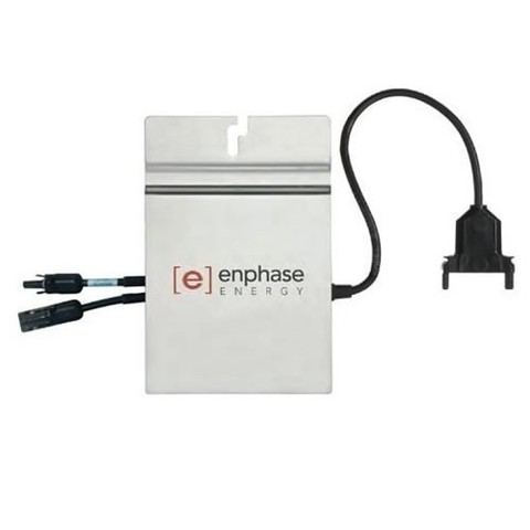 Enphase Energy 215 Watt, 208/240 VAC Microinverter TYCO 4MM (M215-60-2LL-S23)