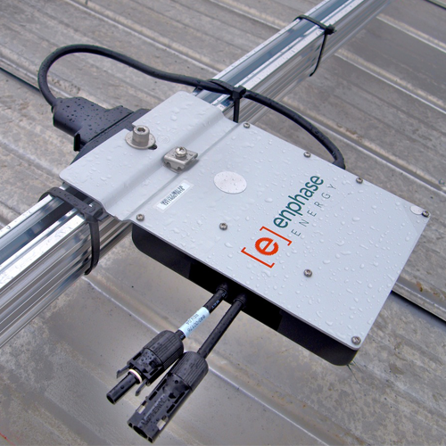 Enphase Energy 250 Watt, 208/240 VAC Microinverter MC4 4MM (M250-60-2LL-S22)
