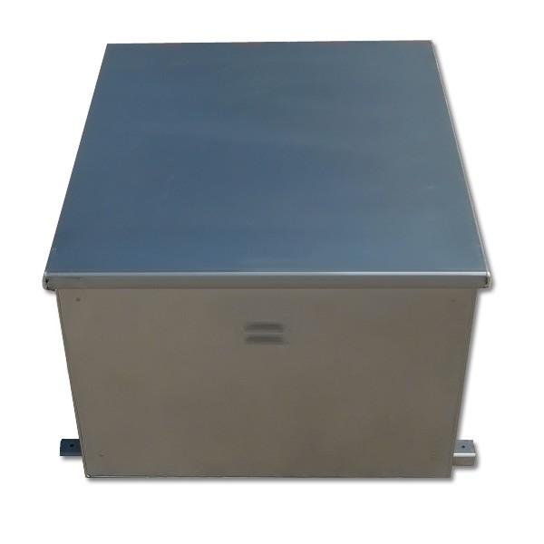 4BS2000 Aluminum Battery Enclosure