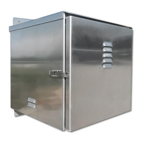BBA-2 Aluminum Battery Enclosure (BBA-2)