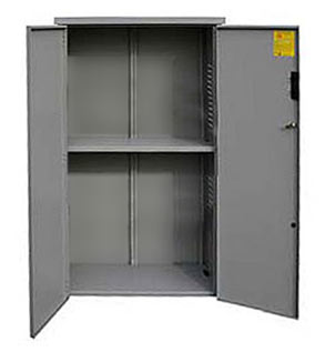 MNBE-CL16 MidNite Solar Battery Enclosure