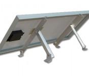 Adjustable Tilt Roof Mount Kit for 1 Panel