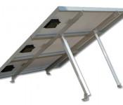 Adjustable Tilt Roof Mount Kit for 3 Panels