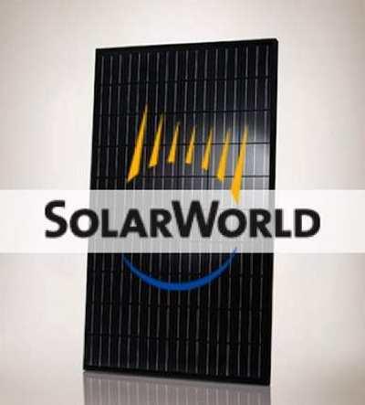 SolarWorld SunModule Plus 270 Watt 24 Volt Solar PV Panel (SW270M)