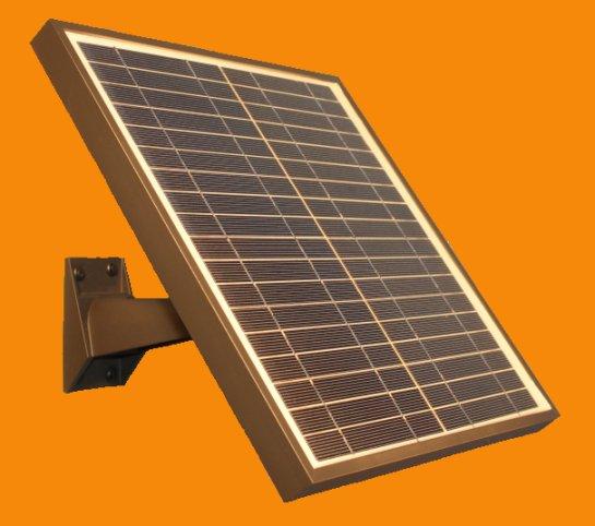 Eye Trax Solar Panel
