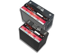Outback EnergyCell 95RE 12V 88Ah AGM Battery