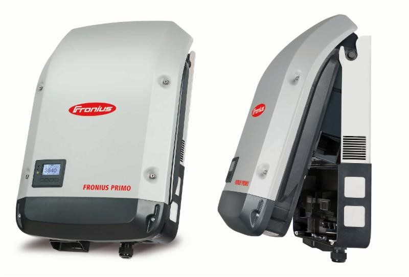 Fronius PRIMO 7.6-1 7600 Watt, 208/240V Single-Phase Grid-Tie Inverter (PRIMO7.6)