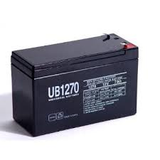 UPG Universal® 12V 7Ah Sealed Deep-Cycle VRLA/AGM Battery (UB1270)