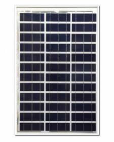 Value Line T-Series 50W 12V Solar Panel