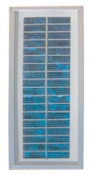 Power Up BSP Series Industrial-Grade 1 Watt, 12V Multicrystalline Solar  Panel (BSP-1-12)
