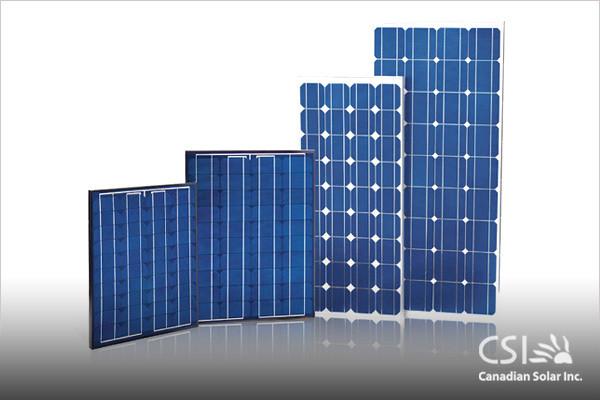 Canadian Solar CS6X-320P 320W 24V Polycrystalline Solar Panel