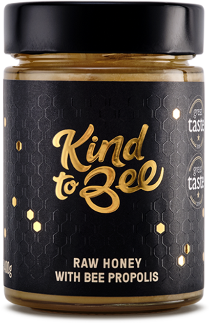 raw propolis honey