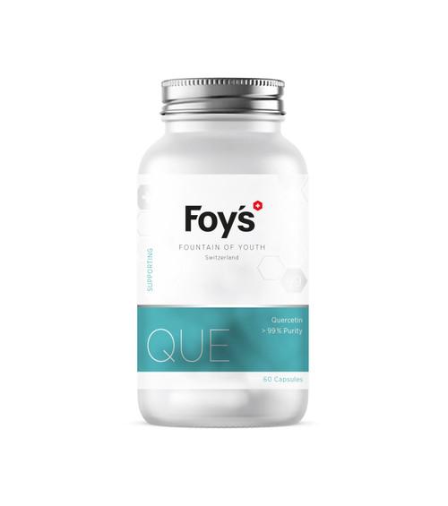 Foy's Quercetin 60x500mg | Activating Longevity Supplement
