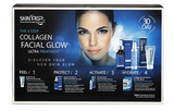 4 Step Collagen Facial Glow ULTRA Treatment - 30 Day Set