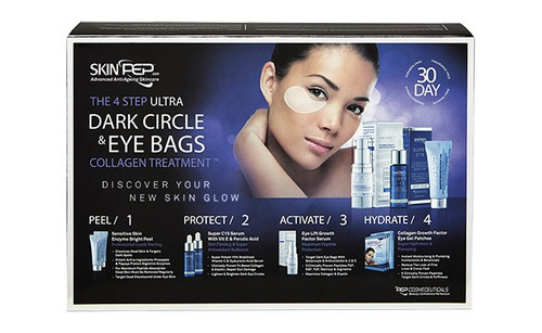 4 Step Dark Circle and Eye Bags Ultra Treatment - 30 Day Set