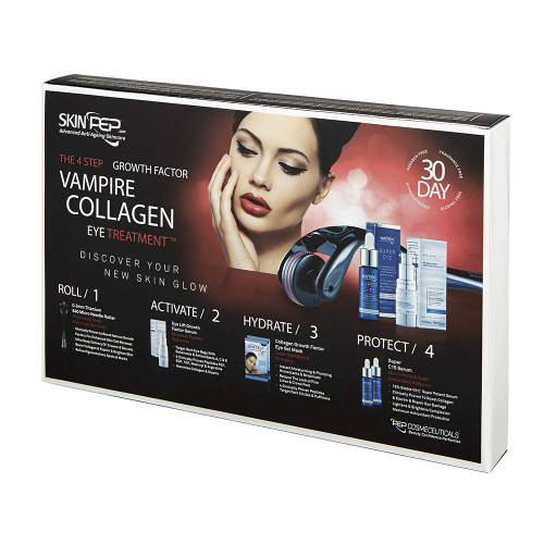 4 Step Vampire Collagen Eye Treatment - 30 Day Set