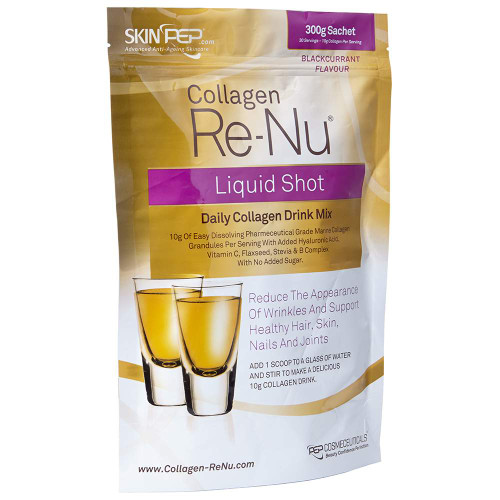 Collagen ReNu Liquid Shot Sachet