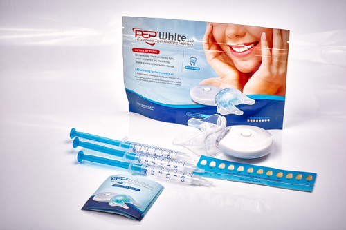 ULTRA STRONG - Professional Teeth Whitening Kit