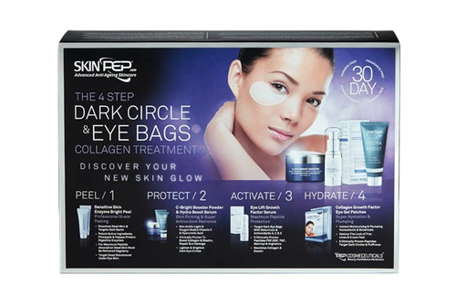 4 Step Dark Circle and Eye Bags Treatment - 30 Day Set
