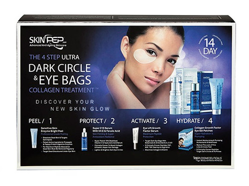 4 Step Dark Circle and Eye Bags Ultra Treatment - 14 Day Set
