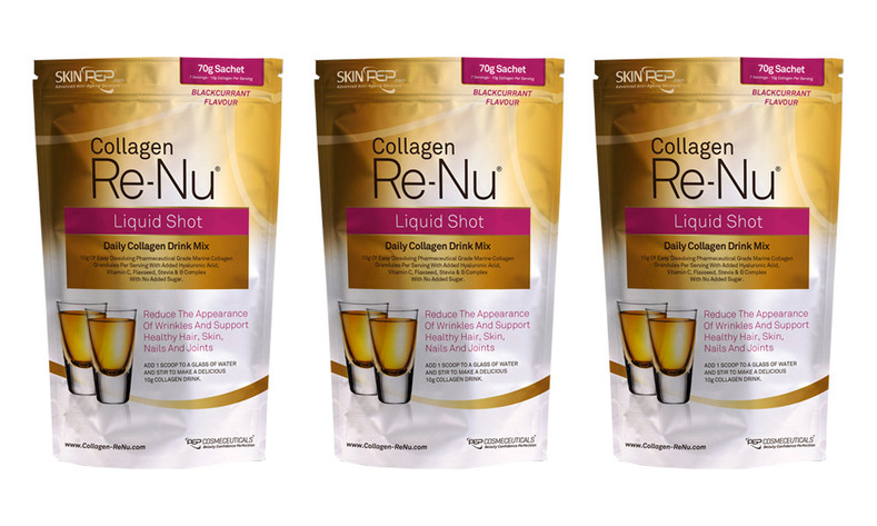PRODUCT FOCUS: COLLAGEN RE-NU LIQUID SHOT