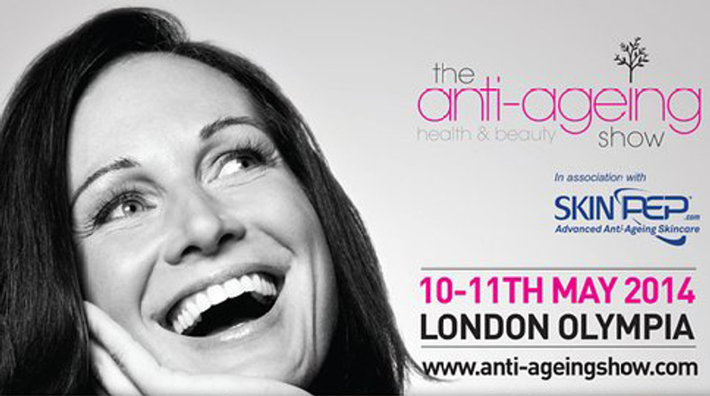 The Anti Ageing Health & Beauty Show 2014, Olympia National
