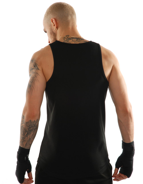 KRONK Detroit Training Vest Black