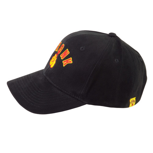 KRONK Gloves Cotton Baseball Cap Black