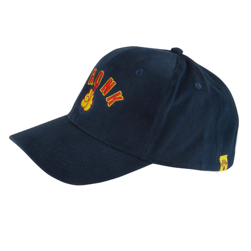 KRONK Gloves Cotton Baseball Cap Navy