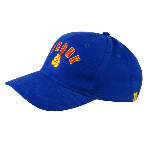 KRONK Gloves Cotton Baseball Cap Royal Blue