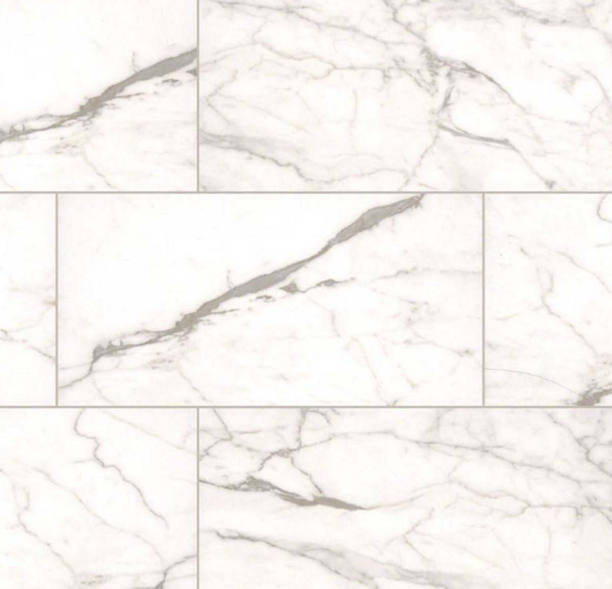 Calacatta Borghini Porcelain Tile Collection