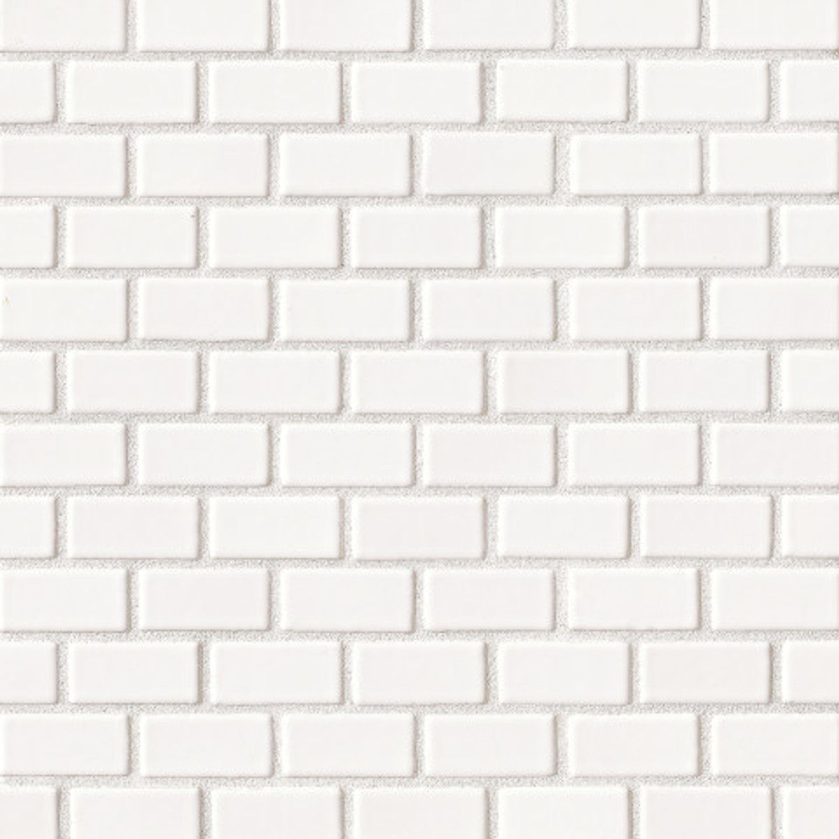 "Cove Collection Brick Offset 1""x2"" Mosaics"