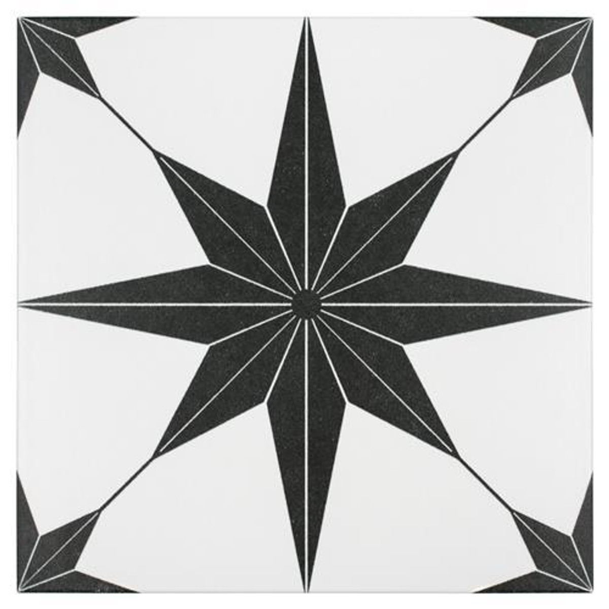 Starstuck Encaustic Porcelain Tile Collection