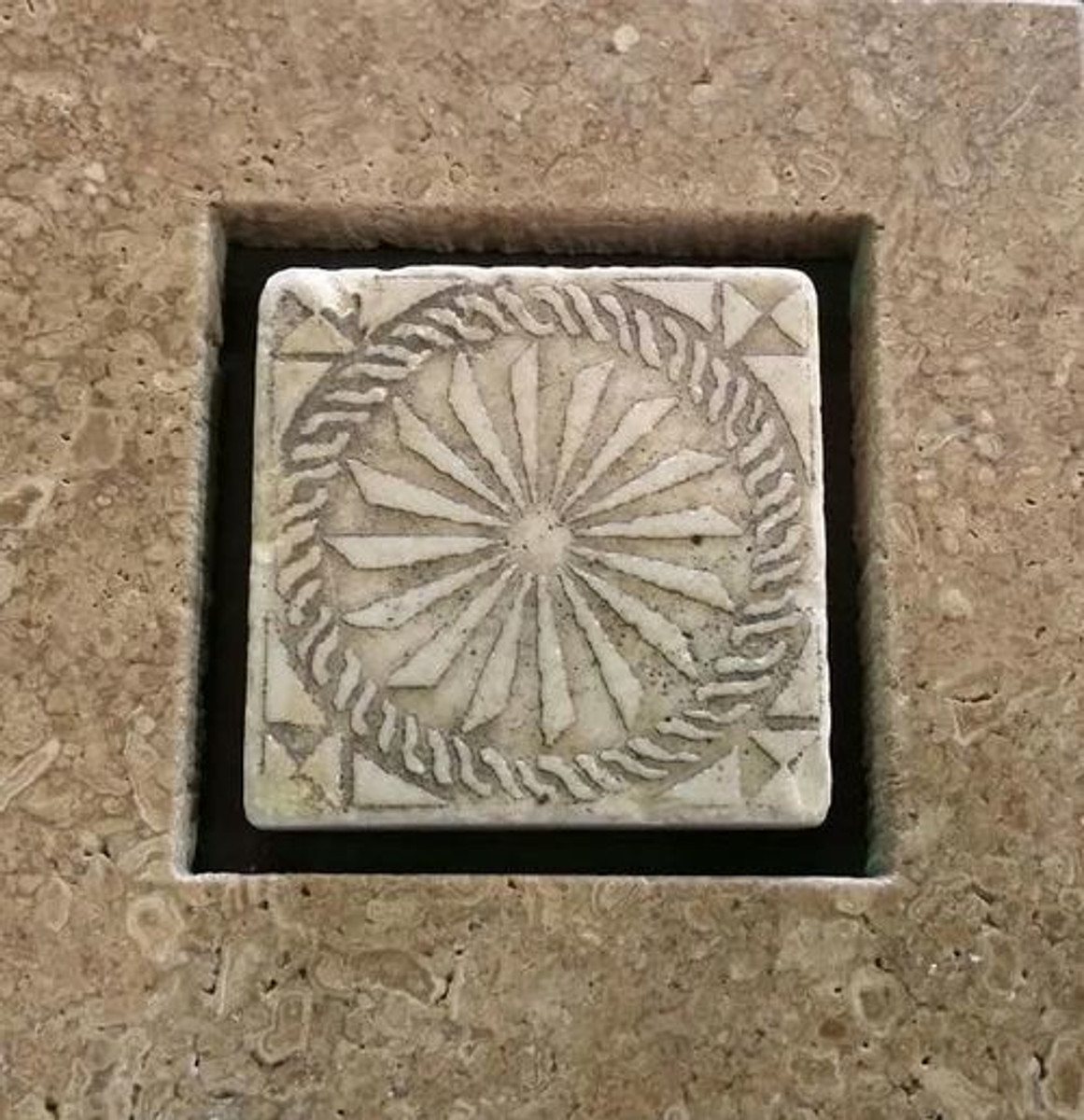 Travertine Decorative Accents