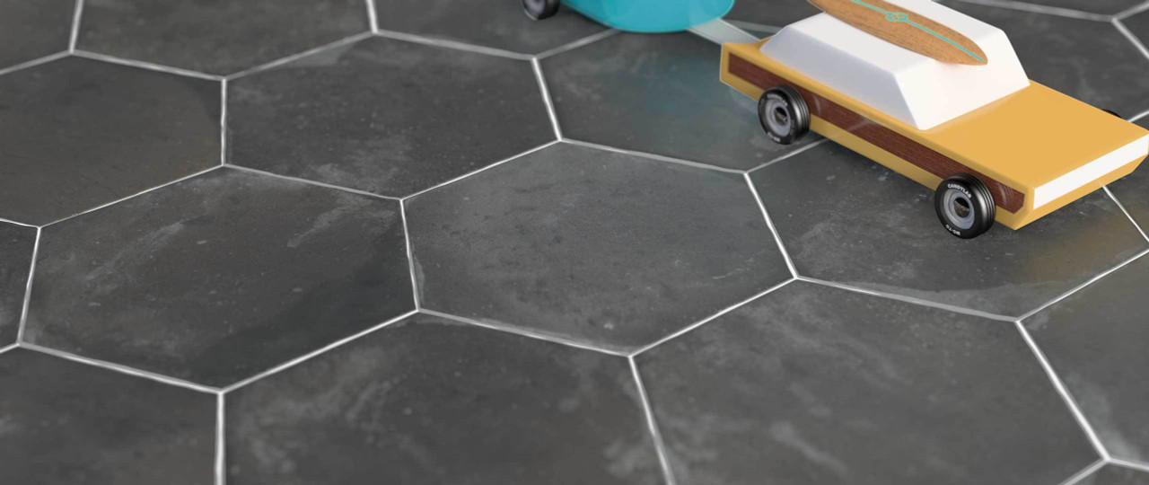 Hexa Cottage Tile Collection