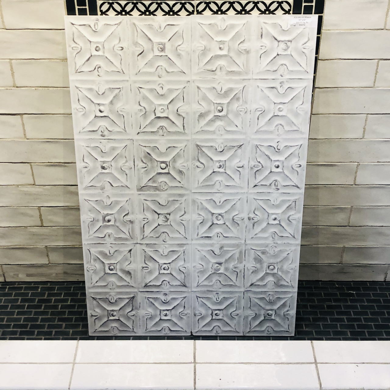 Lux Ceramic 3D Wall Tile