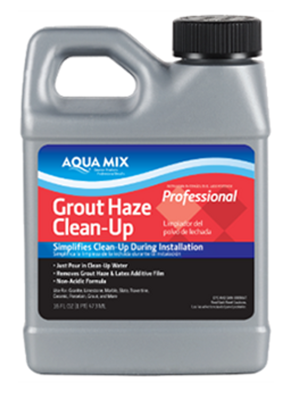 Grout Haze Cleaners