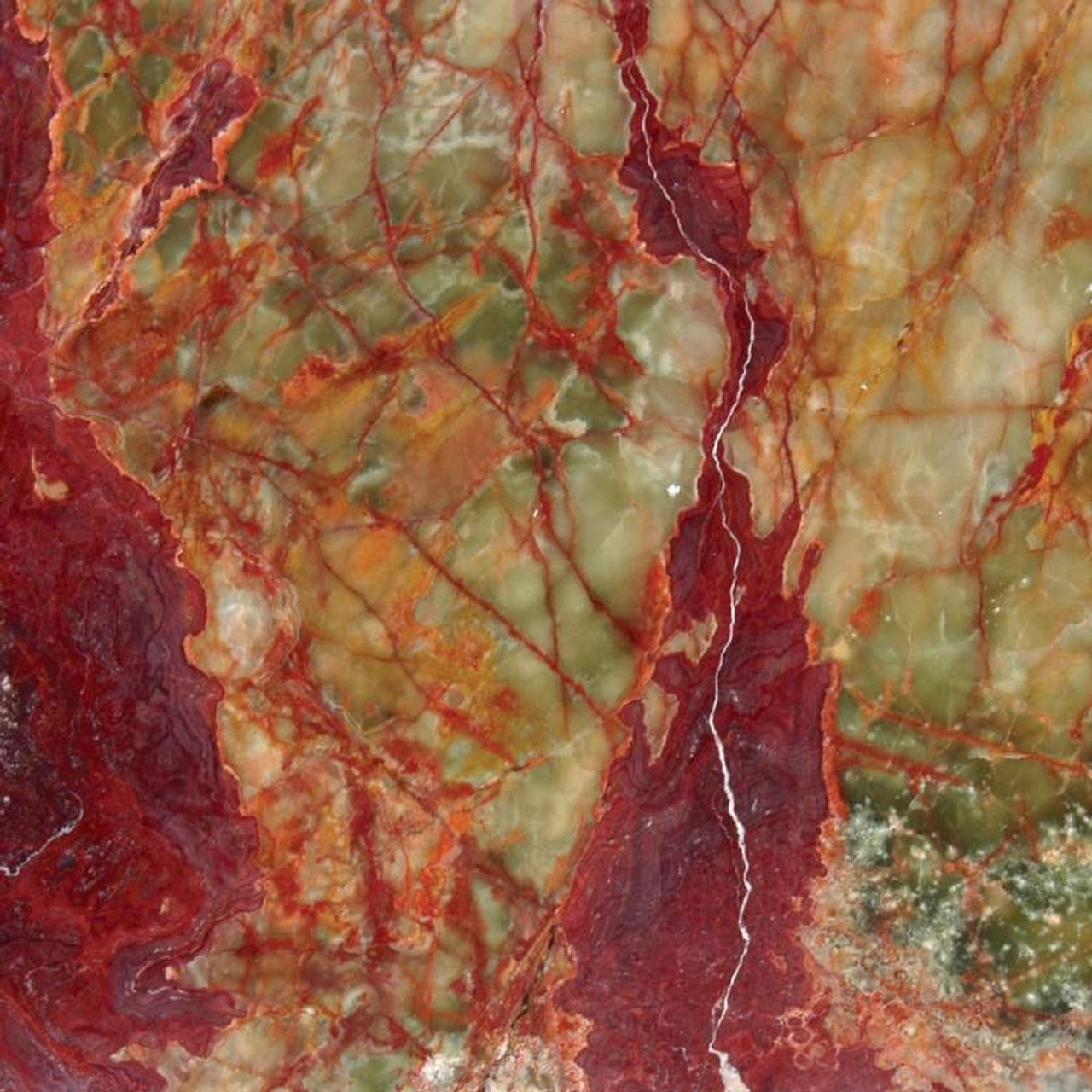 Red Onyx Tiles