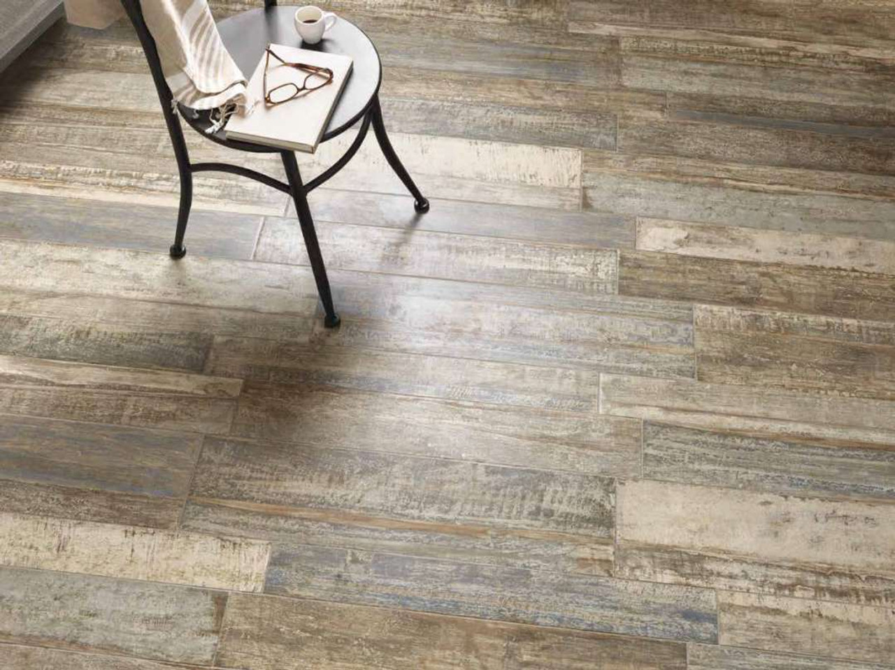 Sea Wood Porcelain Tile Collection