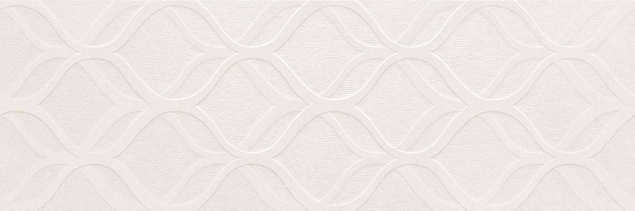 Elite White Decor Tiles