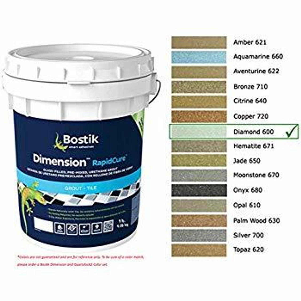 Bostik Dimensions Glitter Grout