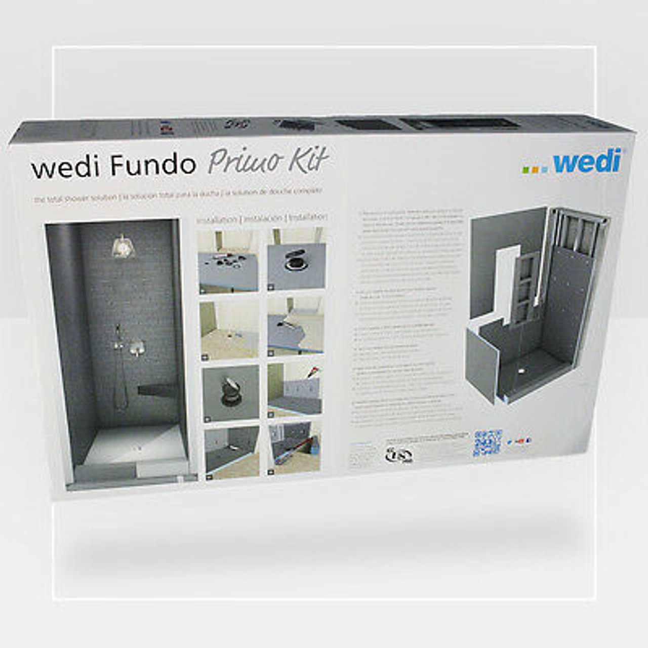 Wedi Shower Kits