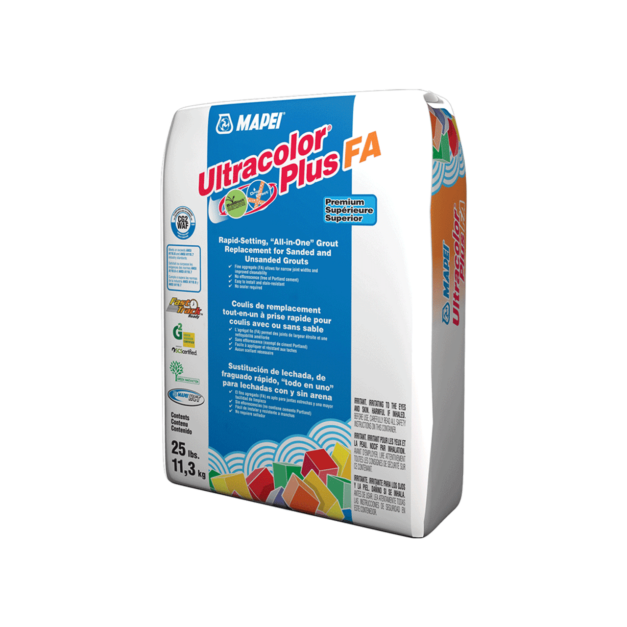 Mapei Ultracolor Plus FA Grout