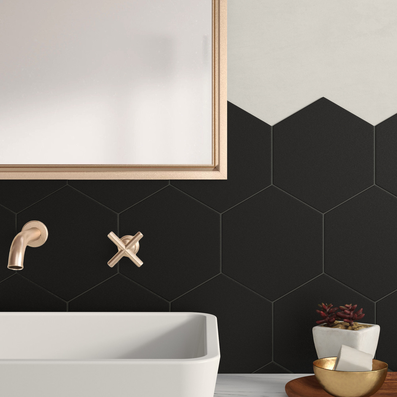 Honeycomb Hexagon Tile Collection