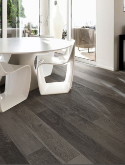 Lignum Black 8x48 Porcelain Tiles