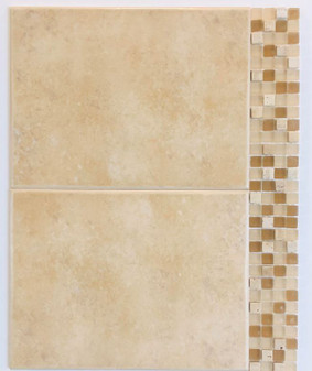Tierra #604 Gold 10x13 Wall Tile $1.99 Sq. Ft.
