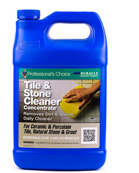 Miracle Sealants TSC GAL SG Tile and Stone Cleaner, 1 gal Bottle