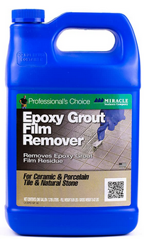Miracle Sealants EPOREMGAL4 Epoxy Grout Film Remover Cleaners, Gallon